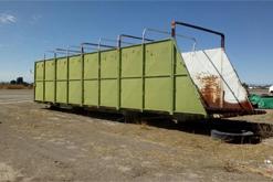 muestra plataforma transportadora